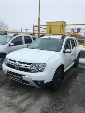 Renault Duster 2017 года