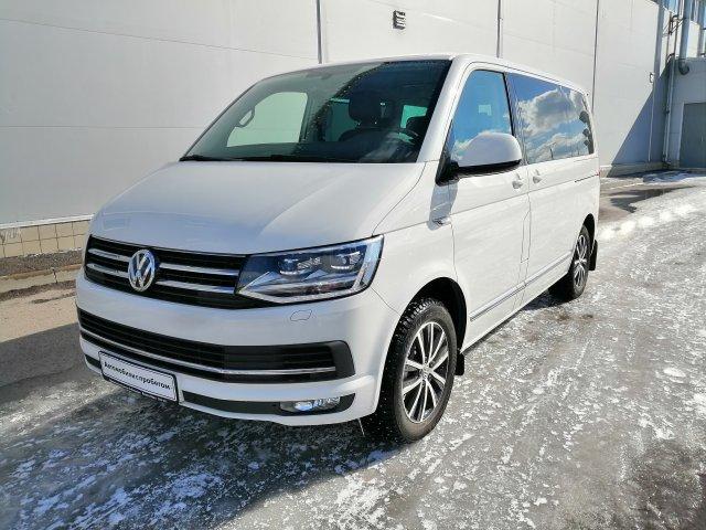 Volkswagen Multivan 2016 года