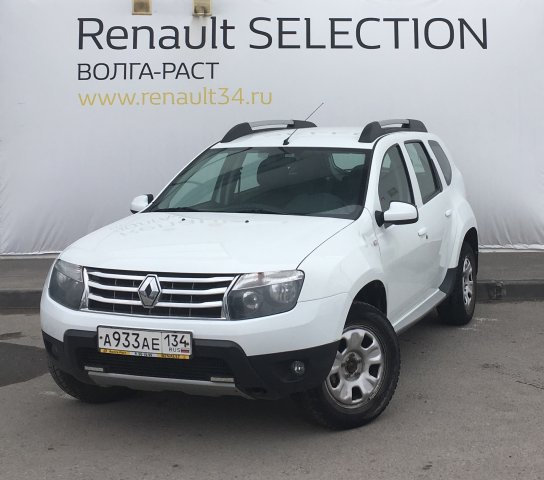 Renault Duster 2013 года