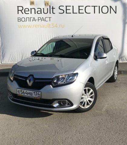 Renault Logan 2018 года