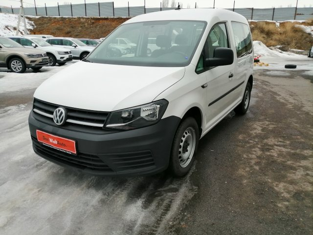 Volkswagen Caddy 2017 года