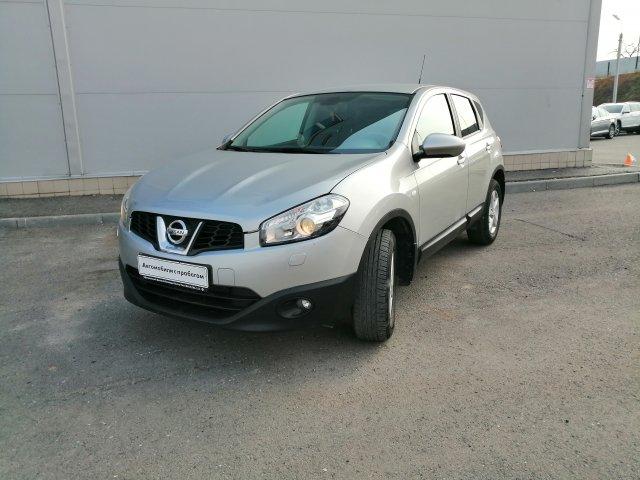 Nissan Qashqai 2013 года