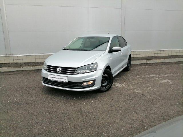 Volkswagen Polo 2016 года
