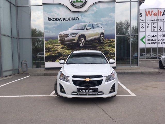 Chevrolet Cruze 2014 года