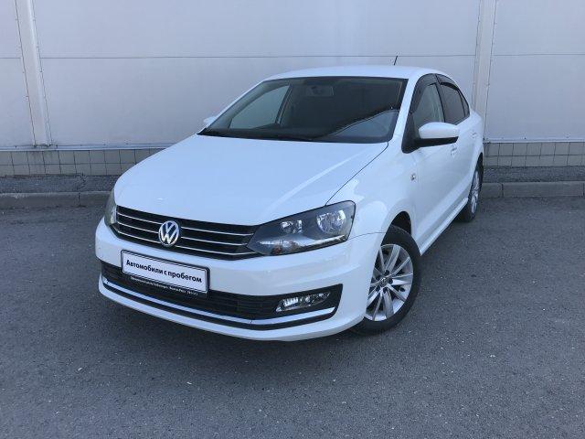 Volkswagen Polo 2017 года
