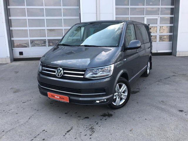 Volkswagen Multivan 2017 года