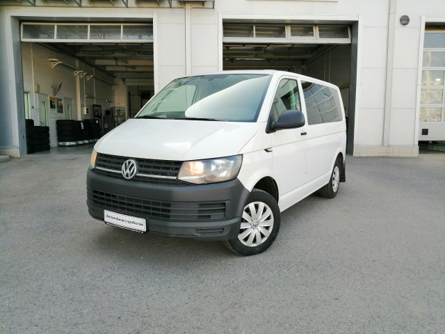 Volkswagen Caravelle 2016 года