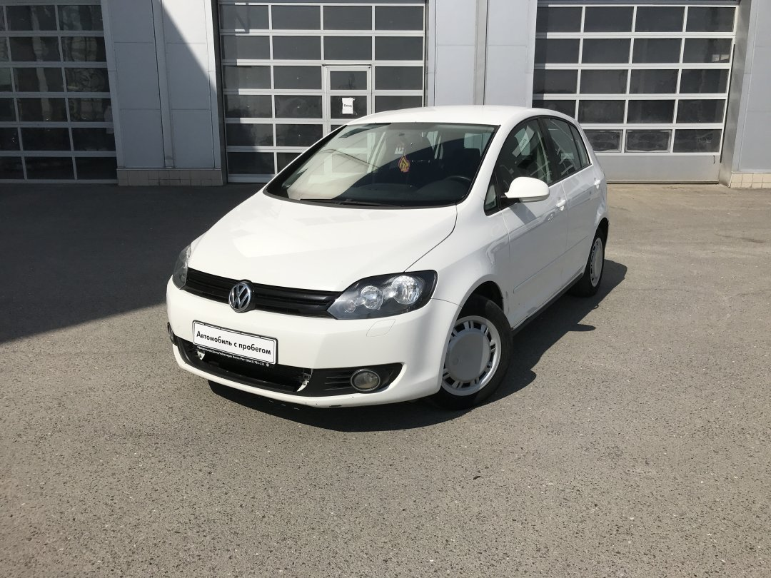 Volkswagen Golf Plus 2011 года