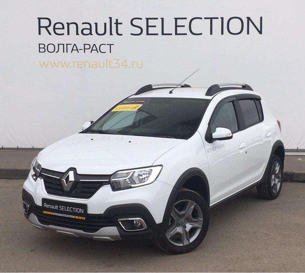 Renault Sandero Stepway 2019 года