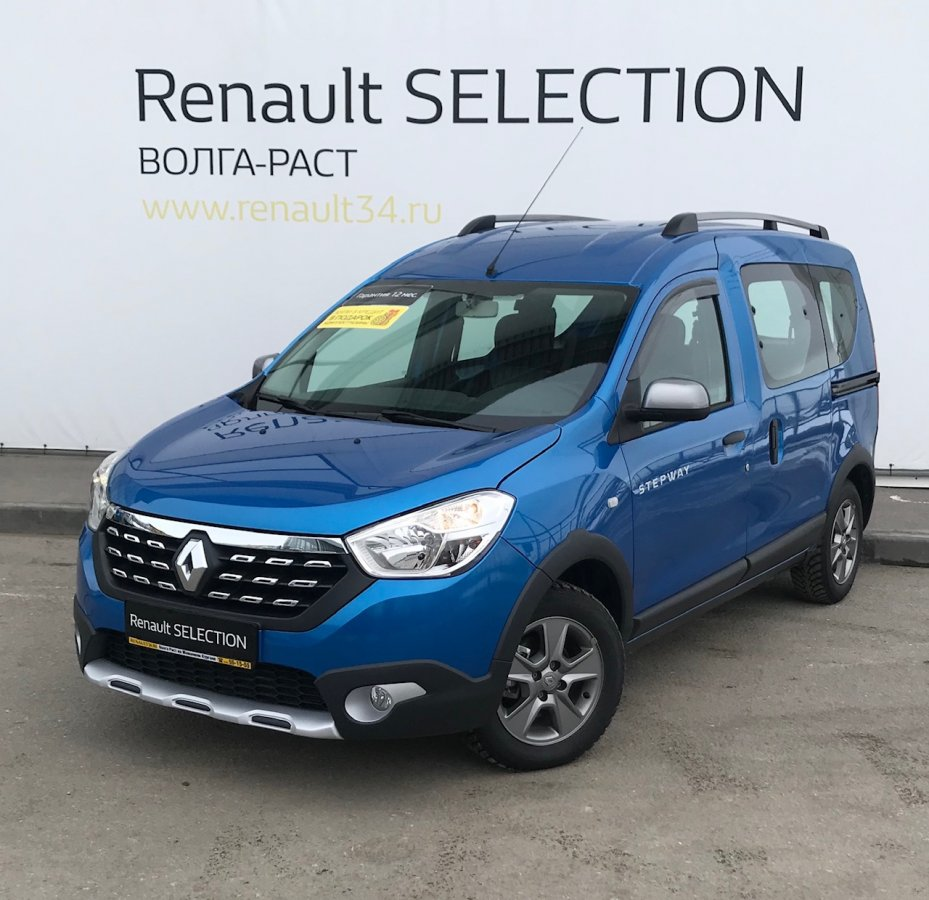 Renault Dokker 2019 года