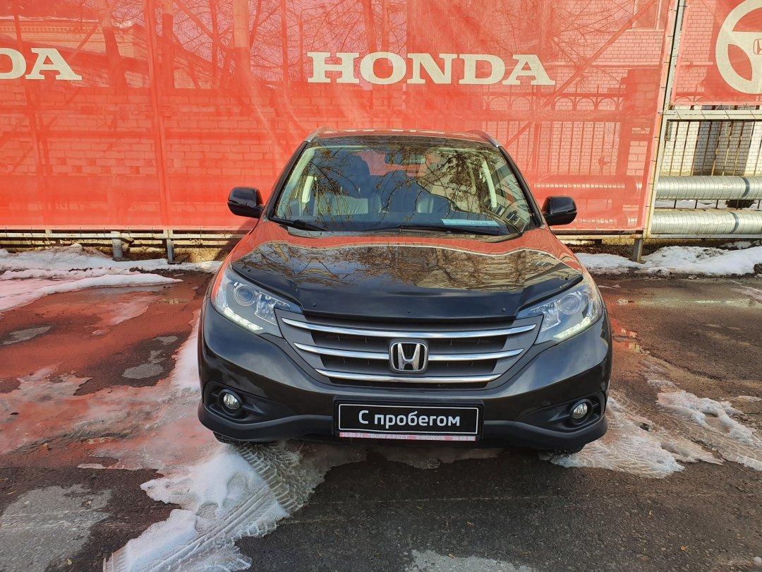 Honda CR-V 2013 года