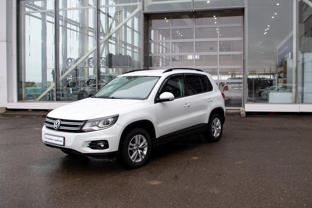Volkswagen Tiguan 2014 года