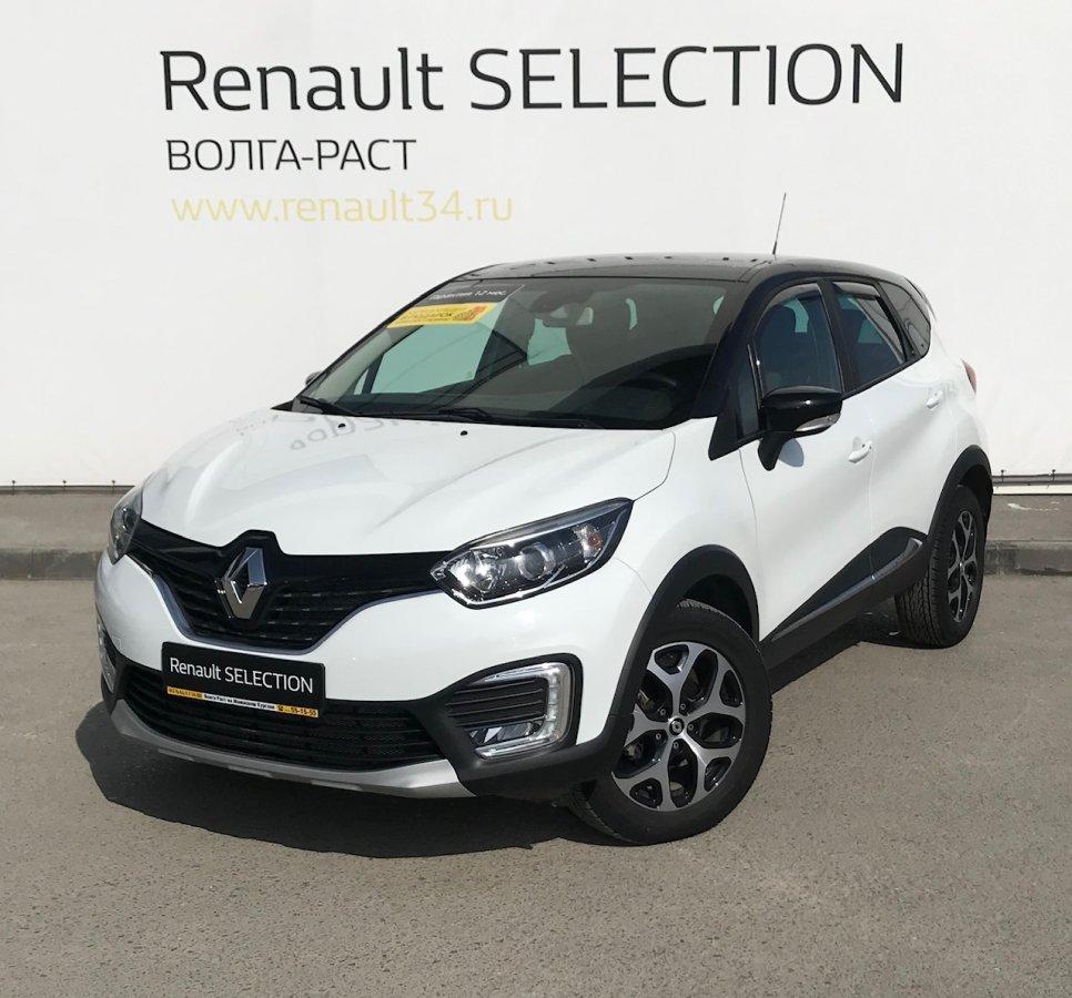 Renault Kaptur 2019 года