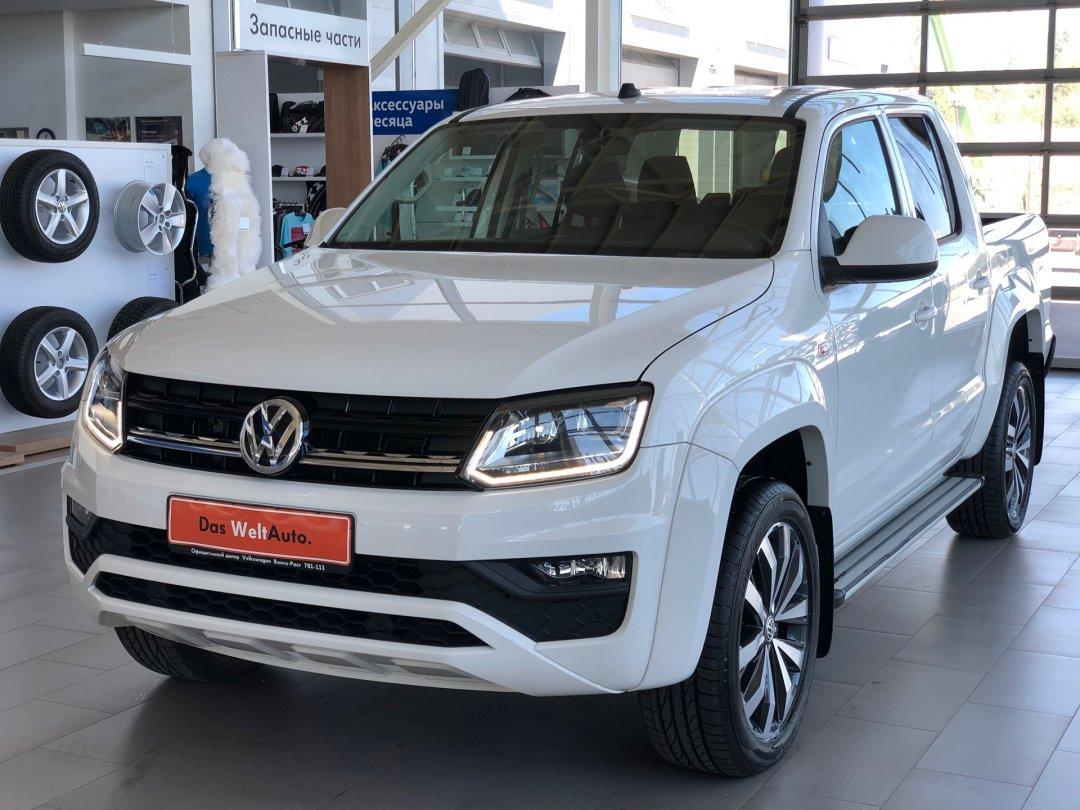 Volkswagen Amarok 2018 года