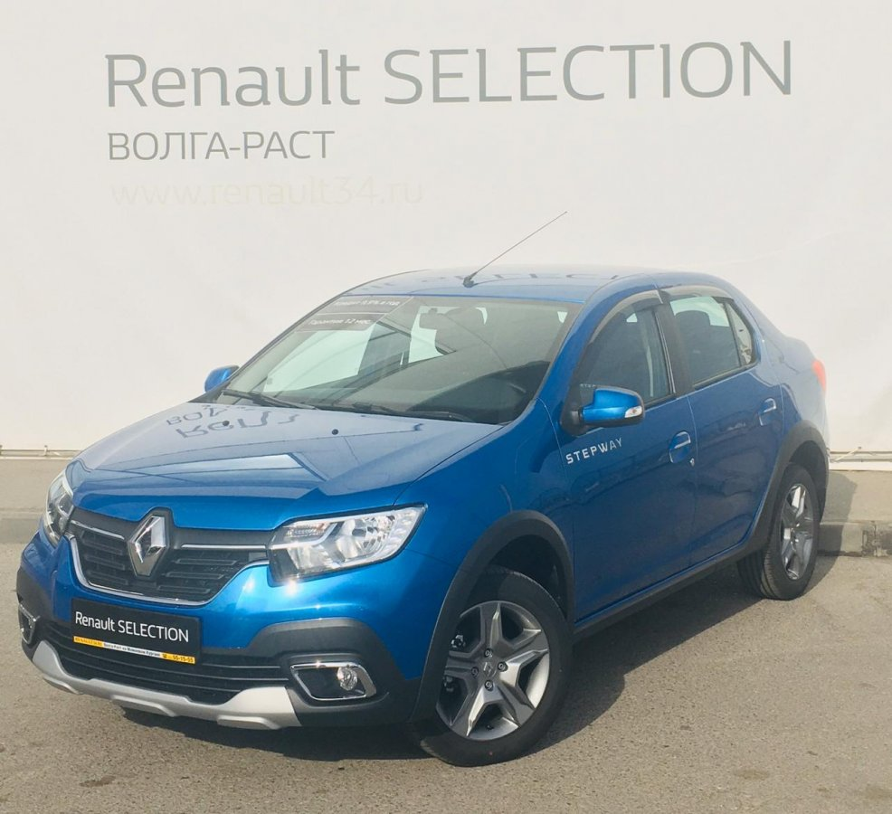 Renault Logan 2020 года