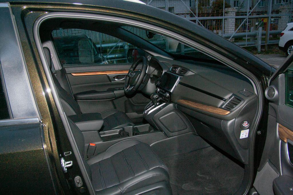 CR-V Prestige