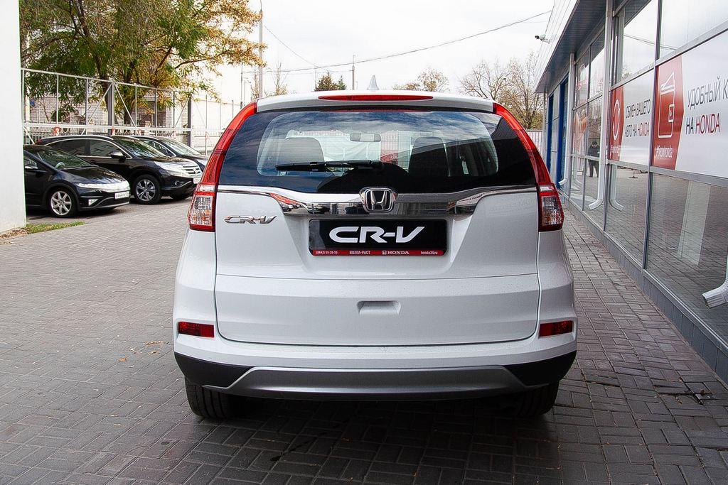 CR-V Lifestyle